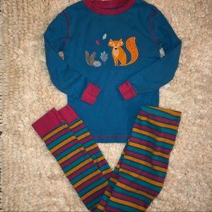 Girls Pajamas size 8